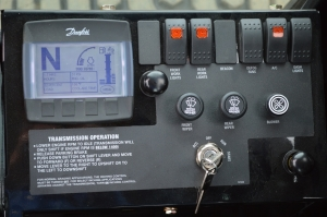 Instrument Console