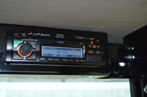 Optional Deluxe AM/FM/CD Sound System
